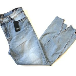 NWT Kut from the Kloth Connie Ankle Skinny Jeans